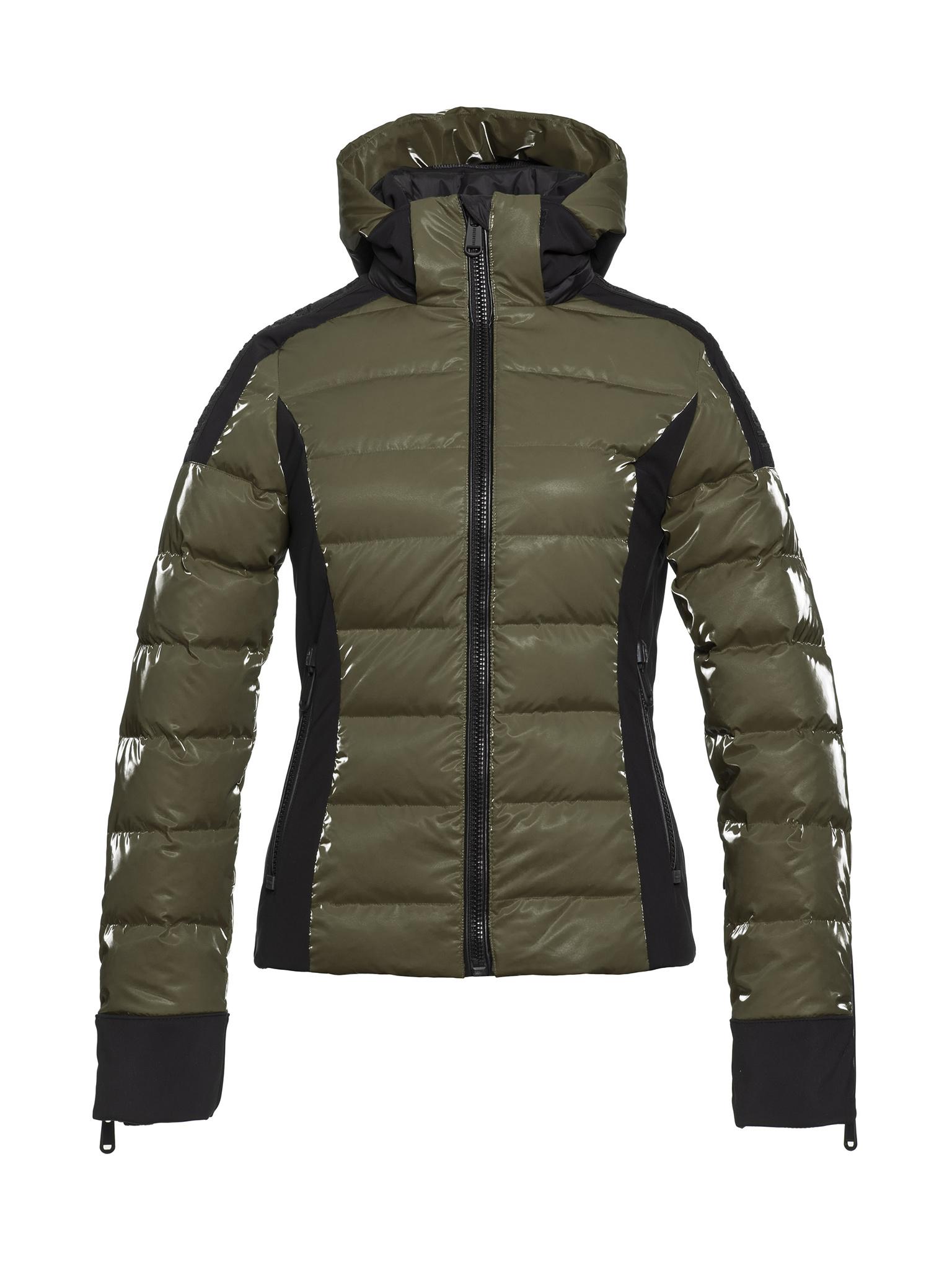 Goldbergh Skidjacka strong jacket olive | NK